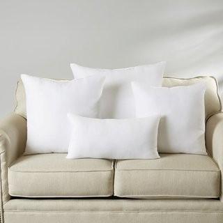 "Wayfair Basics Wayfair Basics Pillow Insert (WFBS1728_20782771)-Set of 2-20""x20"""