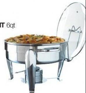 Bon Appetit- Chafing Dish 6 Quart-As Is