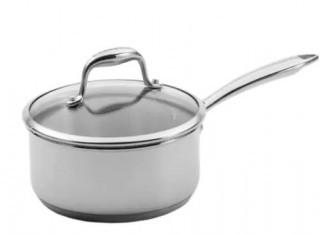 Lagostina-Ambiente-Saucepot with Cover-3L