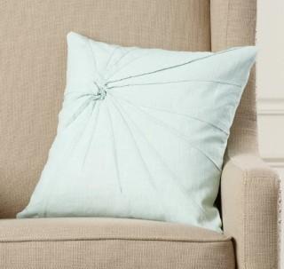 Willa Arlo Interiors Kells 100% Cotton Throw Pillow (WLRO1141_33350988)-Aqua