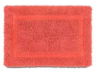"""Martex-Ringspun Bath Rug 20x30""""- Coral"""
