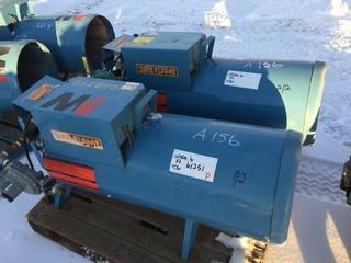 (2) Dual Fuel Sure Fire Heaters Model S400T Control # 1251