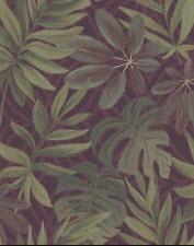 Tropical Jungle Palm Leaf Wallpaper by a Street Prints-64cmx32cm-2 Rolls
