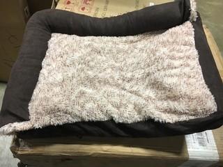 """Pet Bed-Brown-20x14"""""""