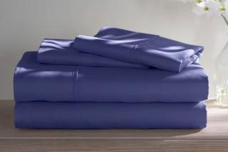 Wayfair Basics 1800 Series 4 Piece Sheet Set Royal Blue, Twin