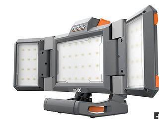RIDGID?Hybrid GEN5X Cordless Folding Panel Light. Battery And Charger Not Included