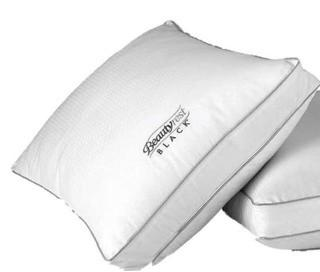 Beautyrest Black Lumagel Memory Foam Pillow Standard/Queen