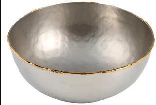 Thirstystone David Tutera's Old Hollywood Large Serving Bowl THST3697) 4x9x9""