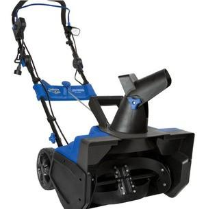 "Snowjoe Ultra  Snow Thrower 21"" 15-AMP Electric"