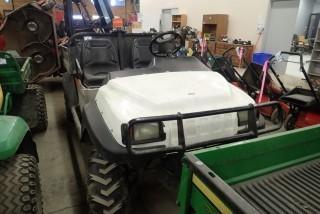 Bobcat 2100 Utility Vehicle. Hrs NA. SN 522711489.