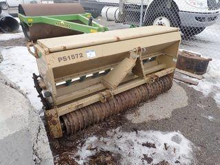 Landpride Solid Stand PS1572 3-pt Hitch 6' Drill Seeder.