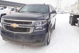 2016 Chevrolet Tahoe LS 4WD Sport Utility Vehicle. Gas Engine, Automatic Transmission. Showing 114,927kms. VIN 1GNSKAKC1GR304855.