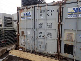 40' Sea Container.