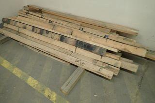 Lot of 2 Pallets Asst. Lumber.
