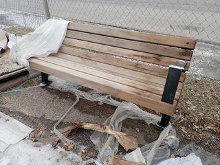 Cedar Bench.