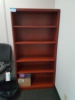 6' Bookcase