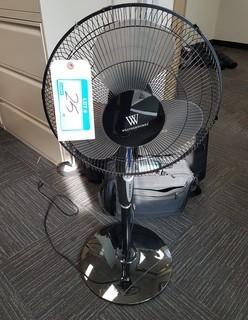Weatherworks Pedestal Fan
