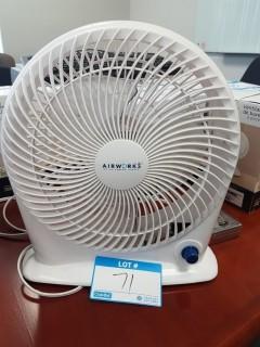 Airworks Desk Fan
