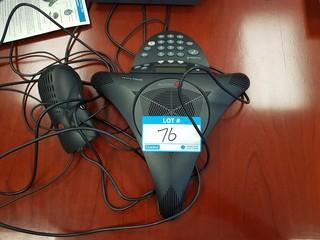 Polycom Soundstation2 Conference Phone