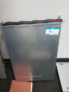 Exagrid Systems EX2000 w/ 12 500GB Western Digital Hard Drives