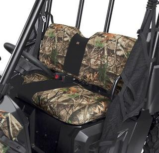 Classic Accessories 18-141-016003-00 Next Vista G1 Camo QuadGear UTV Bench Seat Cover (Fits Polaris Ranger Mid-Size 400, 800 EFI, EV, 500-570 Crew)