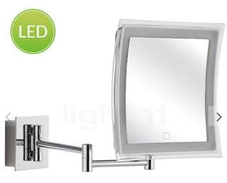 D?cor Walther BS85 LED Light Wall Mirror