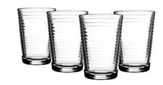 Home Essentials 7oz. Juice Glasses,8 Glasses