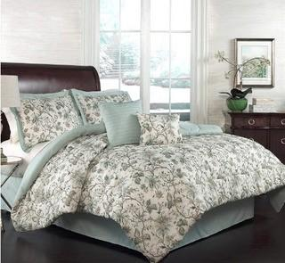 Traditions By Waverly Felicite 6 Piece Comforter Set, King