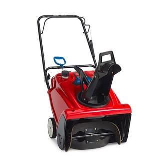 Toro?Power Clear 721 E 21-inch Single-Stage Gas Snow Blowe
