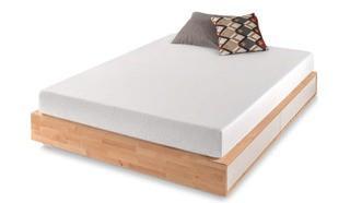 Best Price Mattress 8-Inch Memory Foam Mattress, Twin