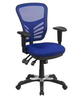 Symple Stuff-Sansa Mesh Task Chair, Blue