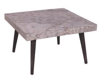 Renwil TA137 Salem 23 X 14 inch Natural Stone Veneer Coffee Table