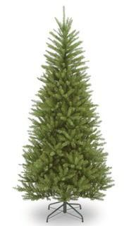 National Tree Company 6.5 ft. Dunhill Fir Slim Artificial Christmas Tree
