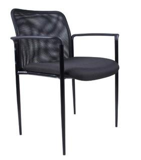 Symple Stuff-Guest Chair, Black