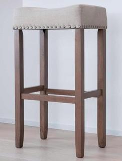 Firth 29'' Kitchen Pub-Height Bar Stool, Dark Sand