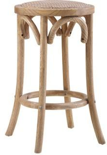 "Mistana Kaci 24"" Bar Stool"