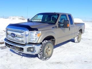 2012 Ford F-250 XLT 4X4 Extended Cab Pick Up. Comes With 6.2L, A/T, Showing 134,477 KMS. VIN# 1FT7X2B62CEC46806