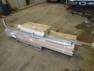8X7Ft Garage Door Package, New Unused.