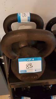 50 lb Kettle Bell