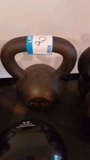 35 lb Kettle Bell