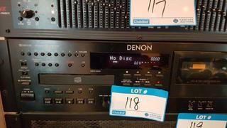 Denon DN-T625 CD/Cassette Combi Deck