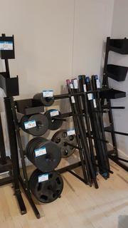 Free Weight Rack