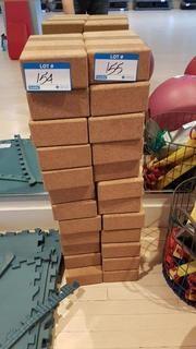 Lot of 12 Yoga Blocks