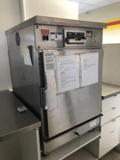 2017 Winston Industries CVAP HA4511GA Food Warmer, C/W 3 Shelves. S/N 20170920-0053