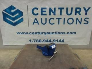 Proceeds to 4H - NEW!  Irwin No. 8 Bench Vise, As a proud Sponsor, Century Auctions will donate proceeds from the sale of this Lot to 4H Alberta.