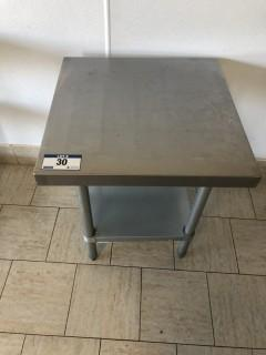 2'x2' Prep Table