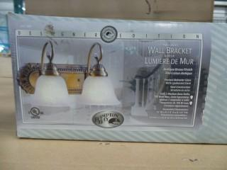 Qnty of Light fixtures and misc tools, Supplies