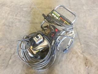 Karcher HD 1.9/15 Ed Electric Pressure Washer. S/N 15752510-162122