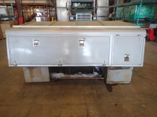 Aluminum Service Canopy