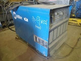 Miller 452 Arc Welder. S/N MD020124C